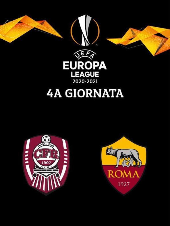 Cluj - Roma (diretta)