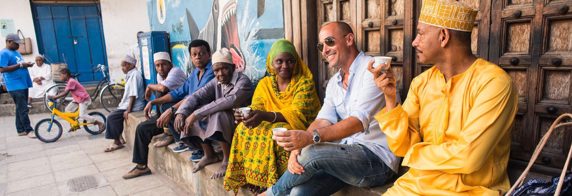 La 'Little Italy' africana