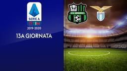 Sassuolo - Lazio. 13a g.