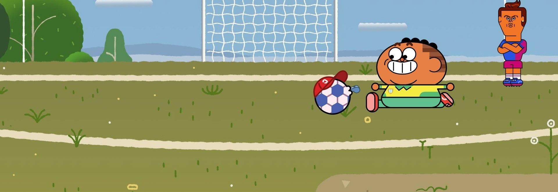 Il calcio d'inizio