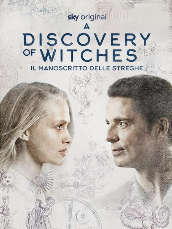 S1 Ep7 - A Discovery of Witches - Il manoscritto delle streghe