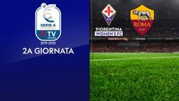 Fiorentina - Roma. 2a g.