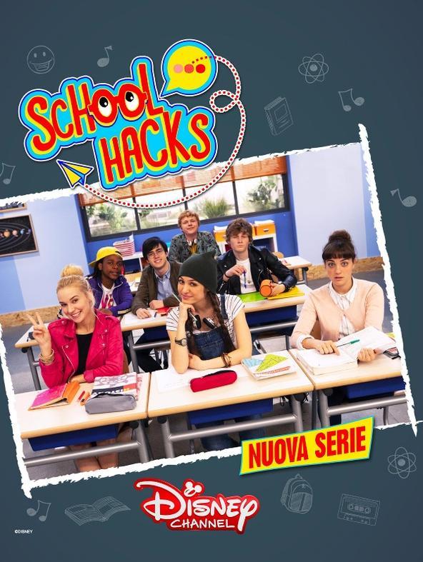 School Hacks - 1^ TV