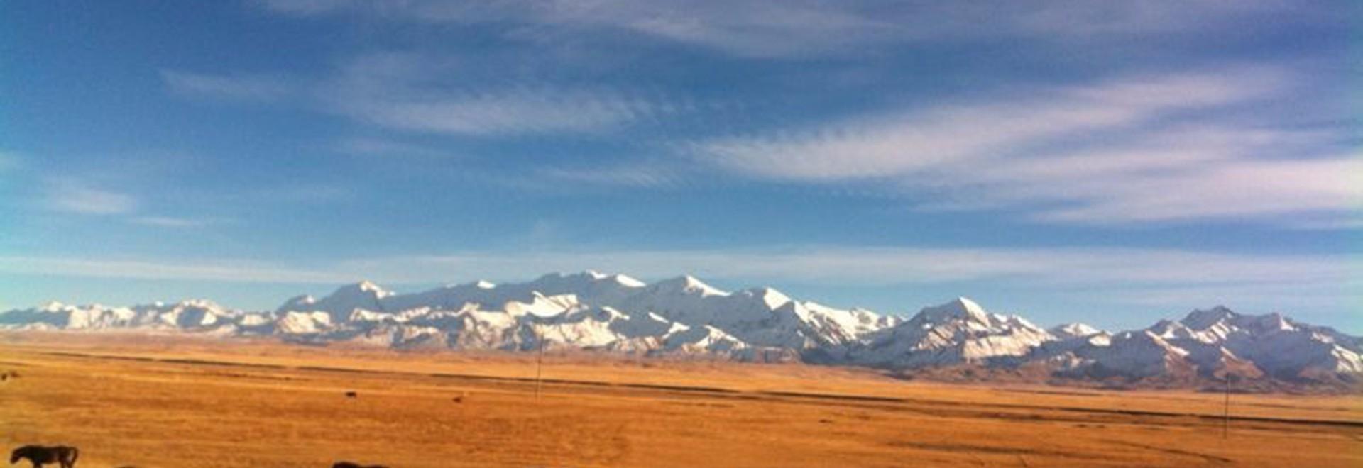La stanziale del Kirghizistan