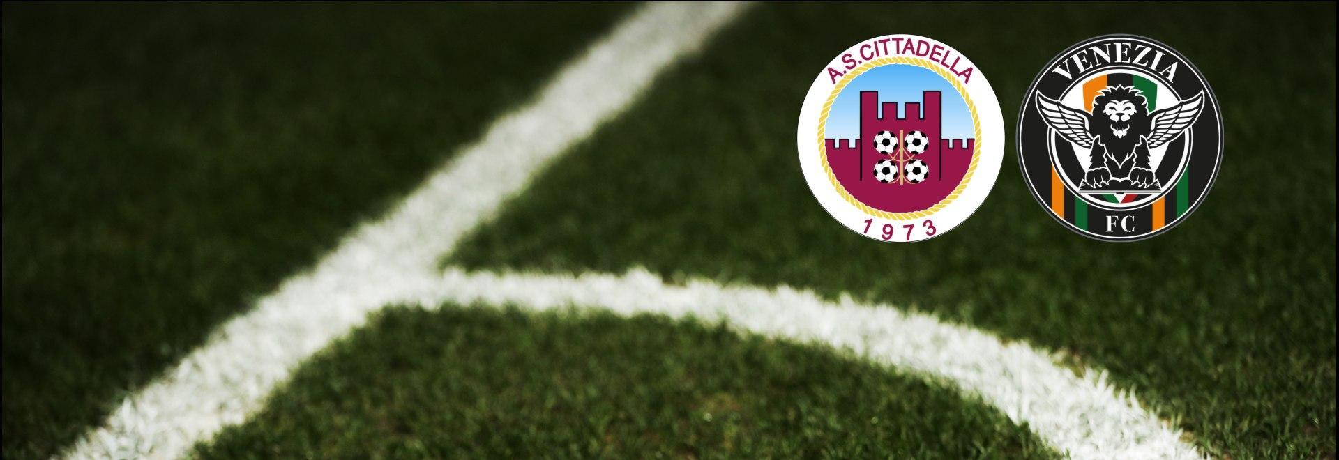 Cittadella - Venezia. Playoff Finale Andata