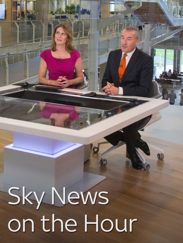 Sky News on the Hour
