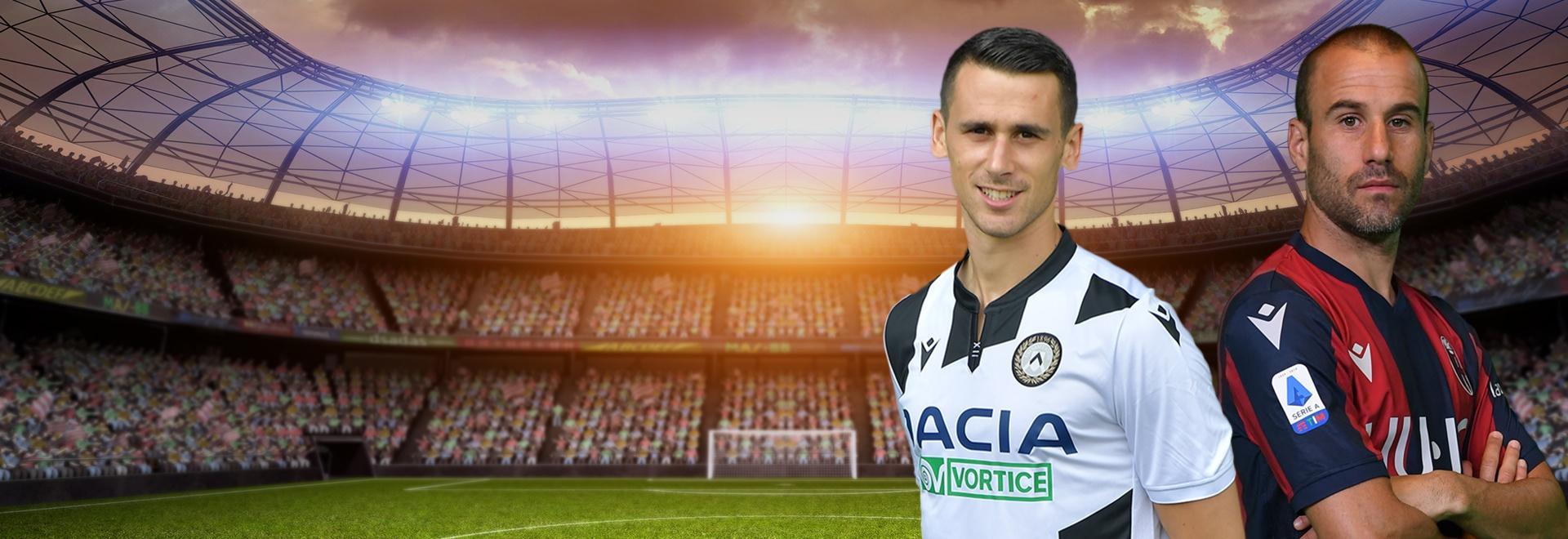 Udinese - Bologna. 6a g.
