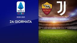 Roma - Juventus. 2a g.
