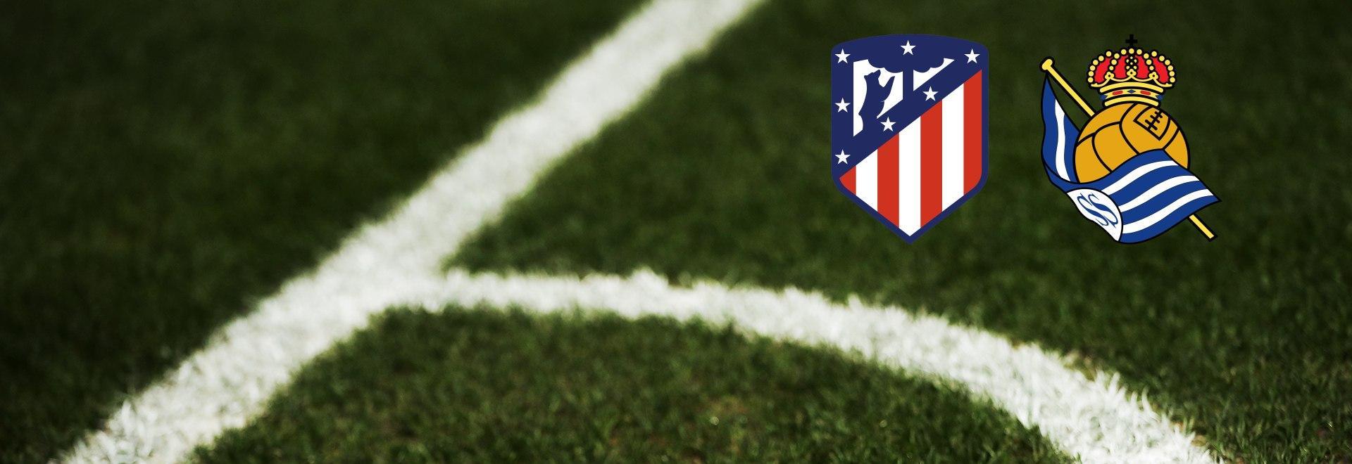Atletico M. - Real Sociedad. 38a g.