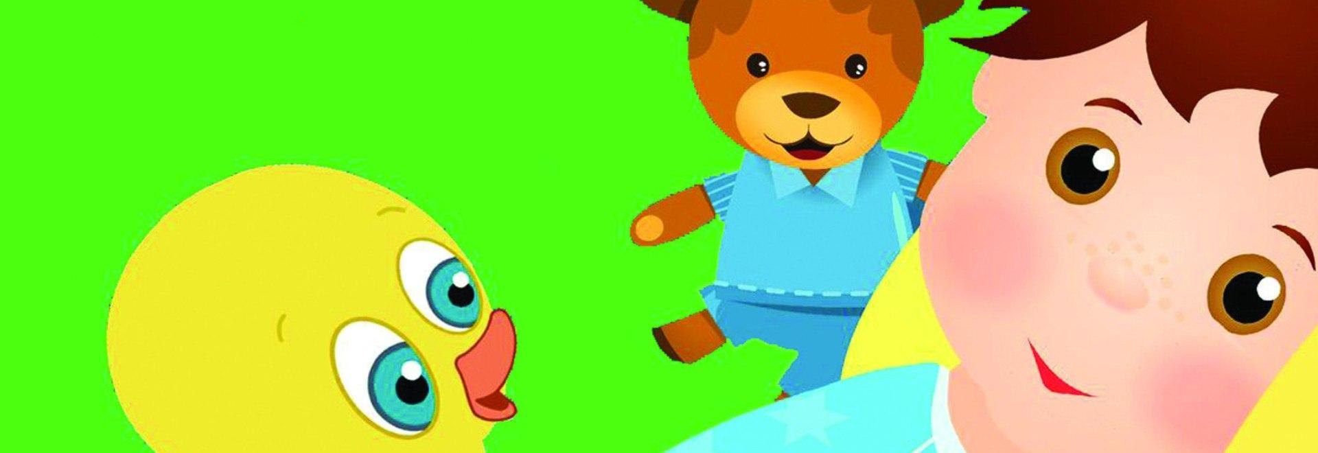 Dolce risveglio con gli amici di Baby TV