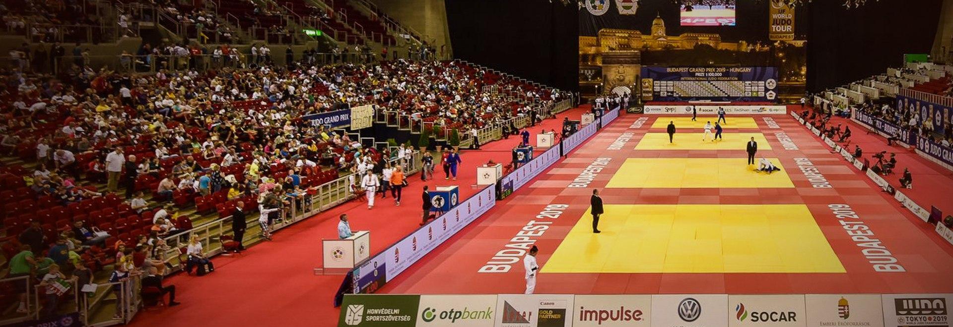 Grand Slam Budapest. 3a g.
