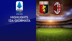Genoa - Milan