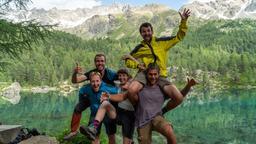 Valle d'Aosta - Uomo vs Natura