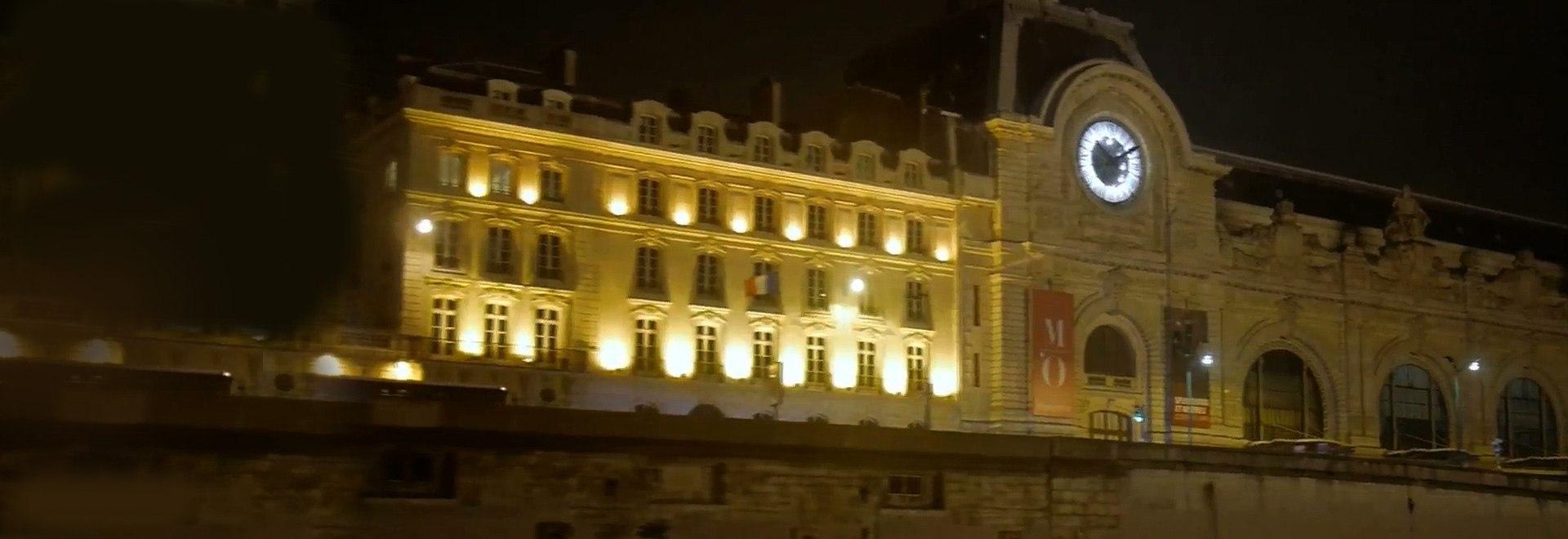 Una notte al museo d'Orsay