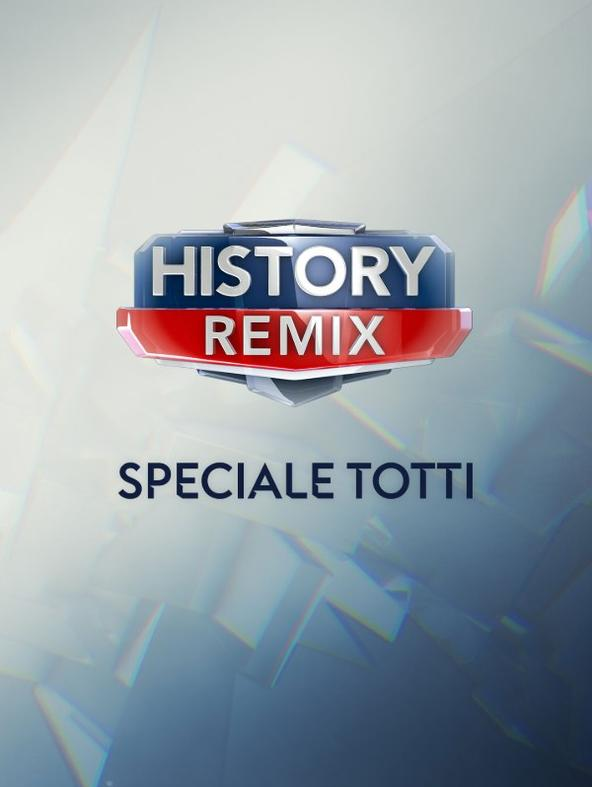 History Remix Speciale Totti