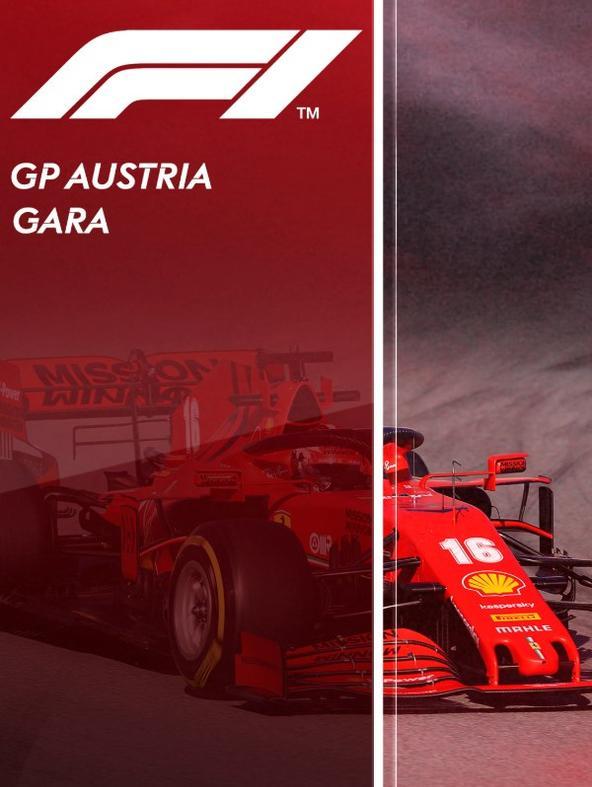 F1 Gara: GP Austria