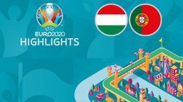 Ungheria - Portogallo. 1a g. Gruppo F