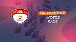 GP Aragona: Moto2. Race