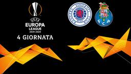 Rangers - Porto. 4a g.