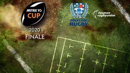 Auckland - Tasman. Finale