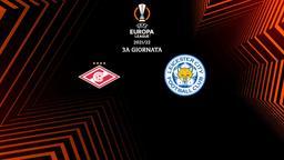 Spartak Mosca - Leicester