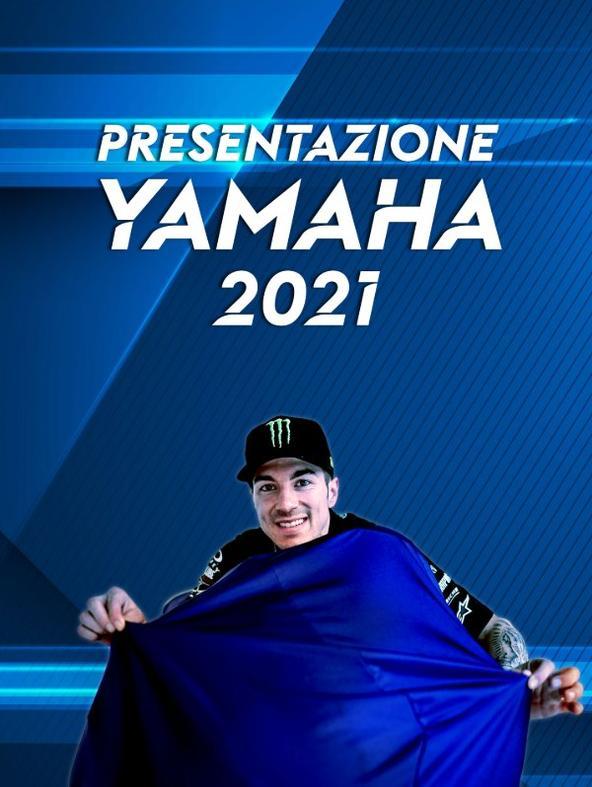 Presentazione Yamaha 2021