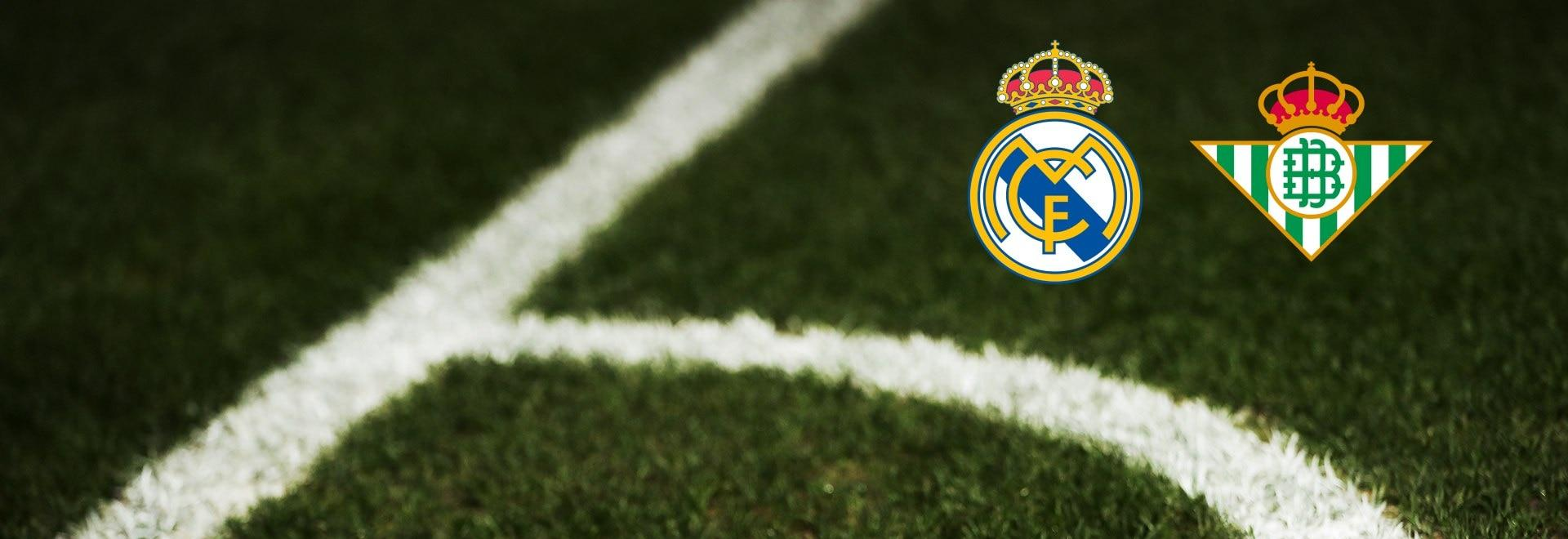 Real Madrid - Betis. 32a g.