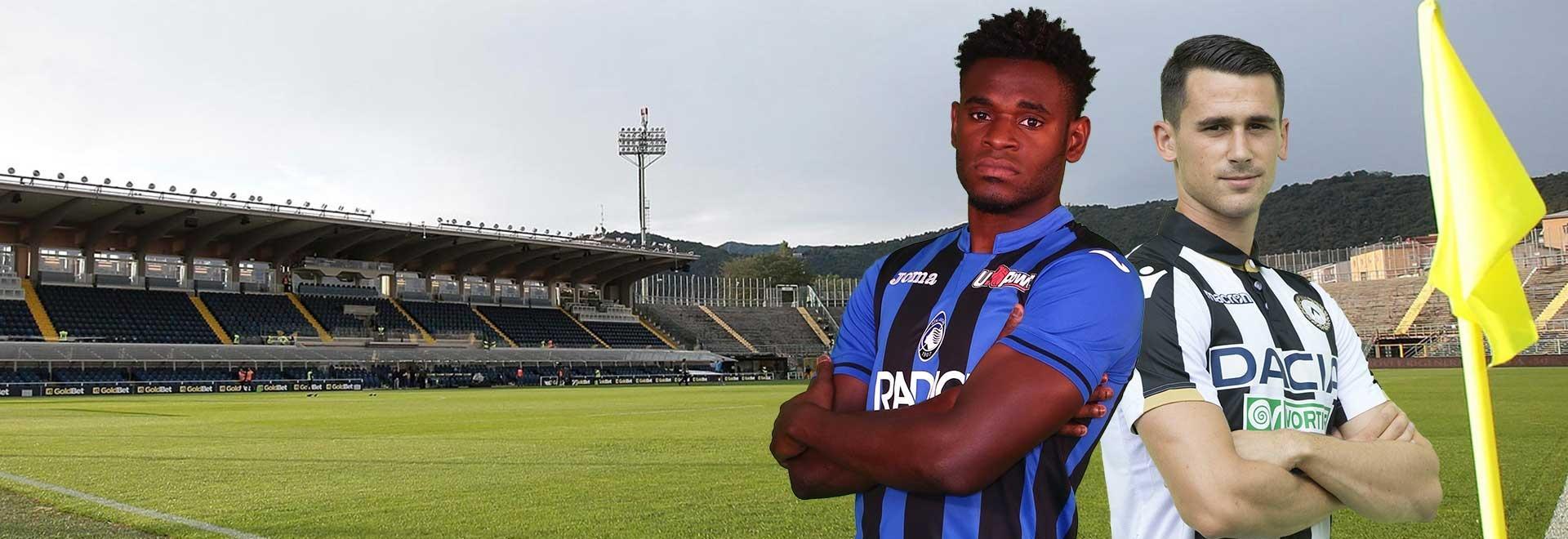Atalanta - Udinese. 34a g.