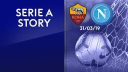 Roma - Napoli 31/03/19. 29a g.