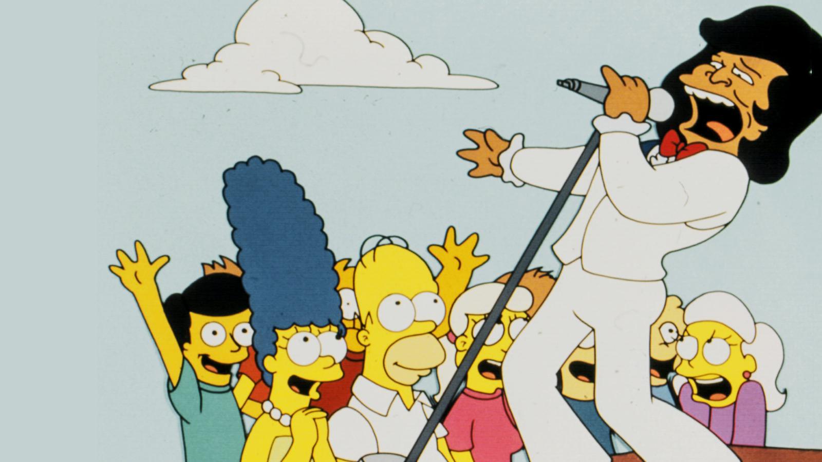 Italia 1 I Simpson