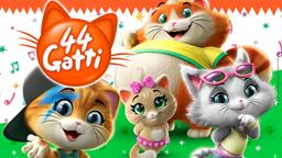 LaPalette, il gatto artista