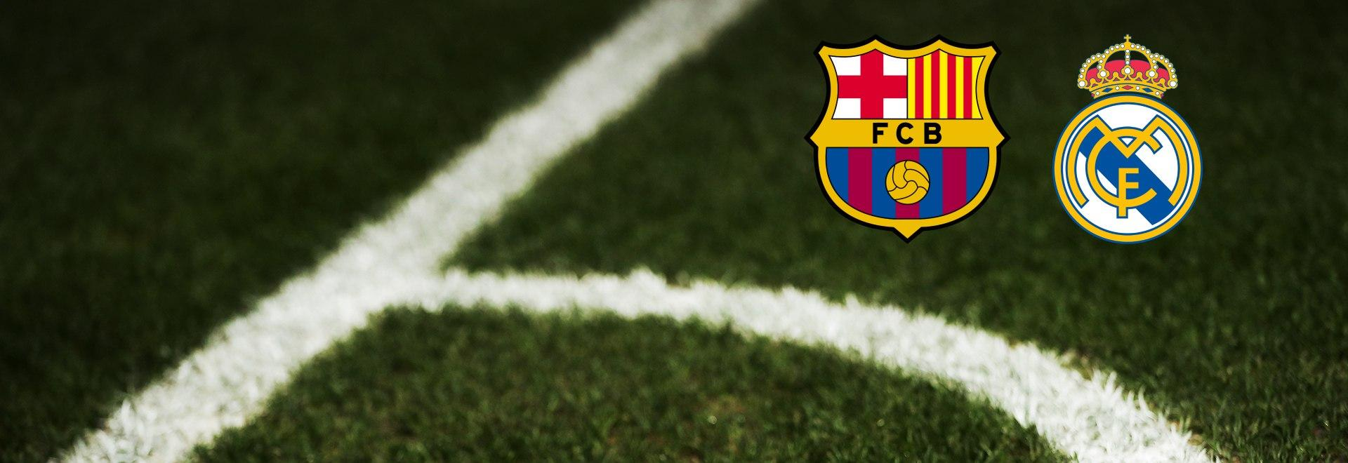 Barcellona - Real Madrid. 7a g.