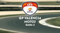 GP Valencia: Moto3. Gara 2