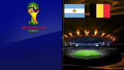 Argentina - Belgio. Quarti di finale