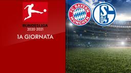 Bayern M. - Schalke 04. 1a g.