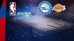 Philadelphia - LA Lakers