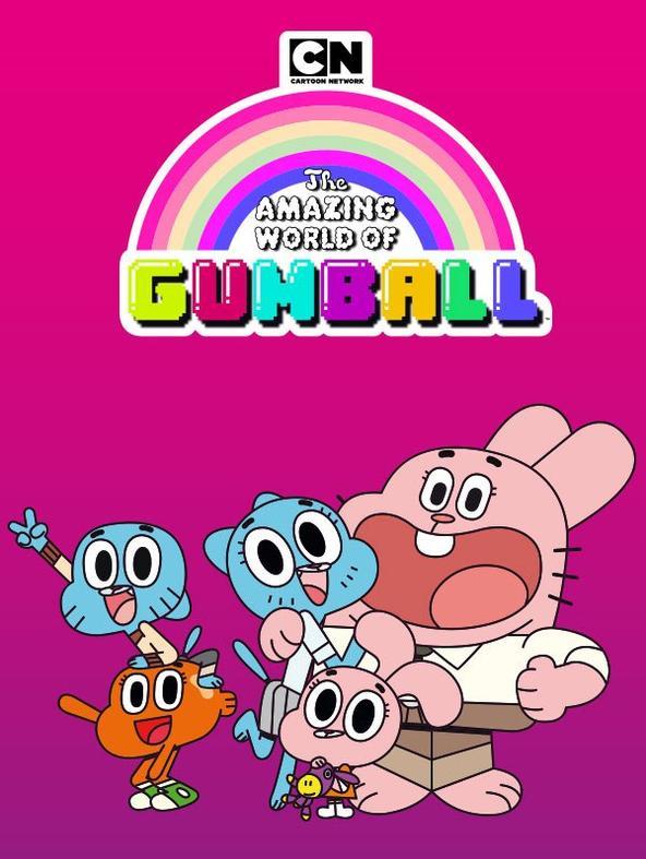 S3 Ep32 - Lo straordinario mondo di Gumball