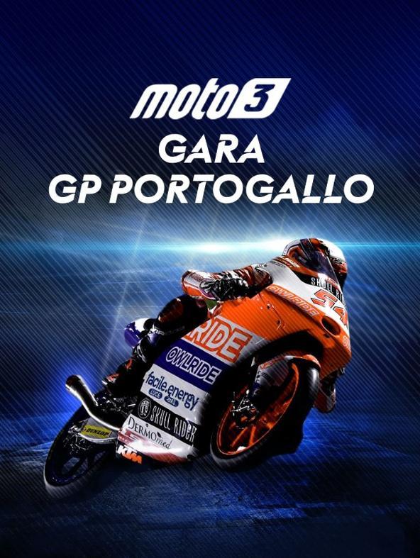 GP Portogallo. Gara