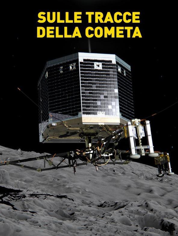Sulle tracce della cometa