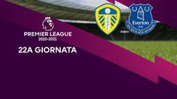 Leeds - Everton. 22a g.