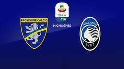 Frosinone - Atalanta