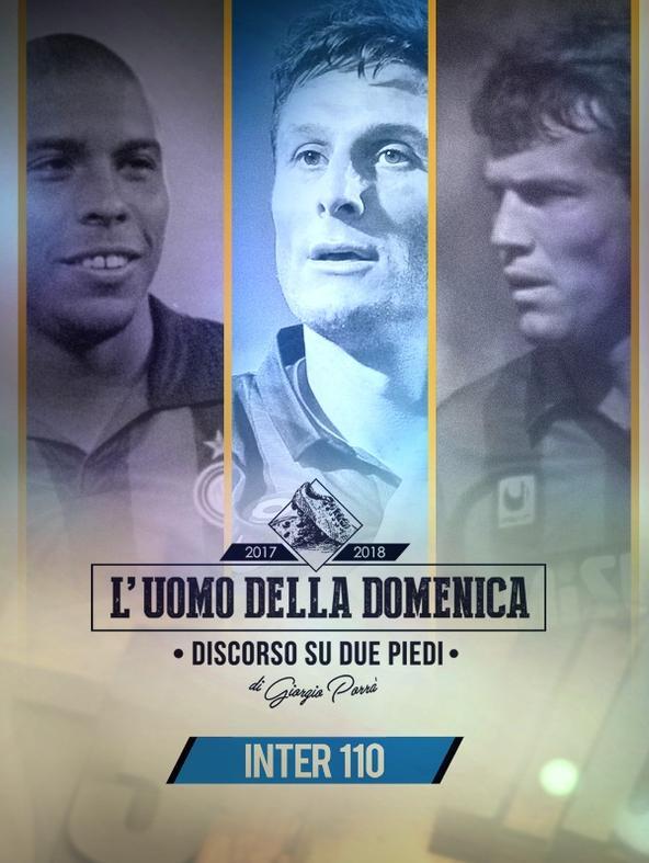 L'uomo della Domenica: Inter 110