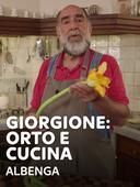 Giorgione: orto e cucina - Albenga