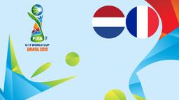 Olanda - Francia. Finale 3° posto