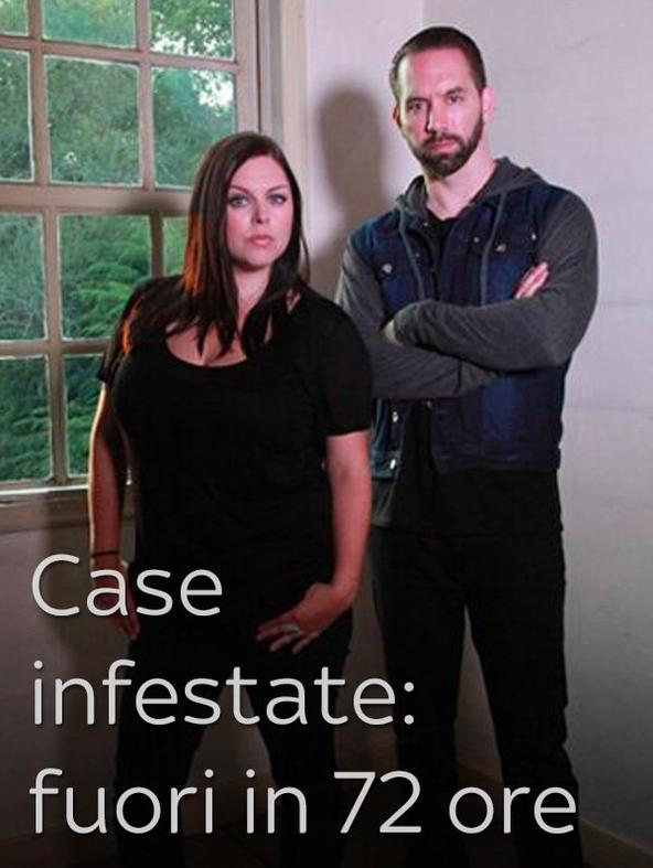 Case infestate: fuori in 72 ore