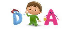 Charlie incontra le lettere A, B e C