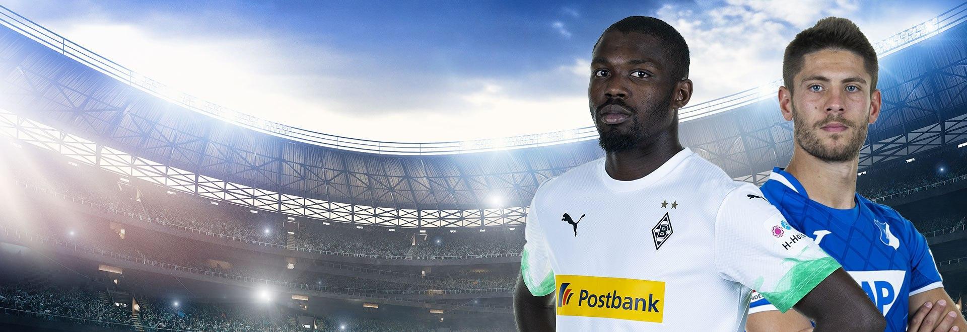 Borussia M. - Hoffenheim. 23a g.