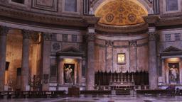 Il Pantheon e il Campo Marzio