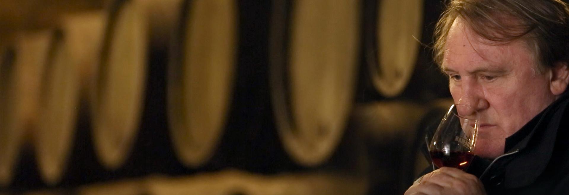 RED - Bon appetit con Gerard Depardieu