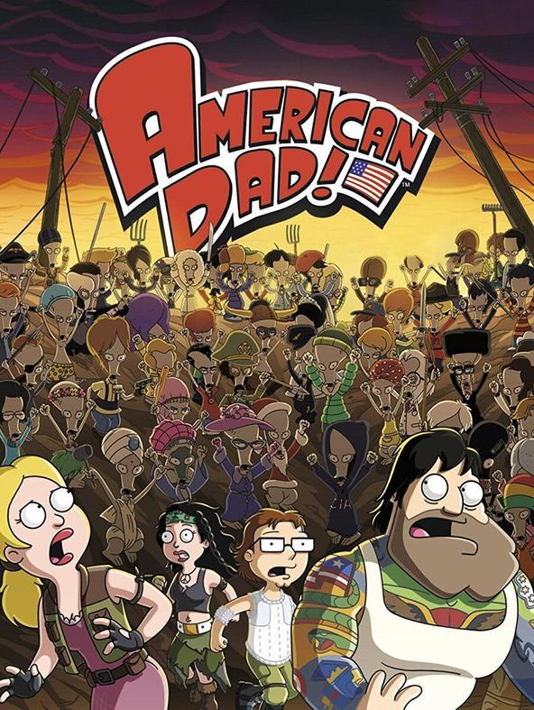 S12 Ep17 - American dad!